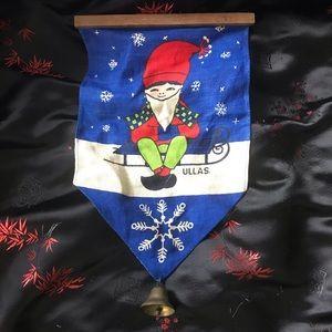 Vintage ULLAS Swedish Christmas Decor